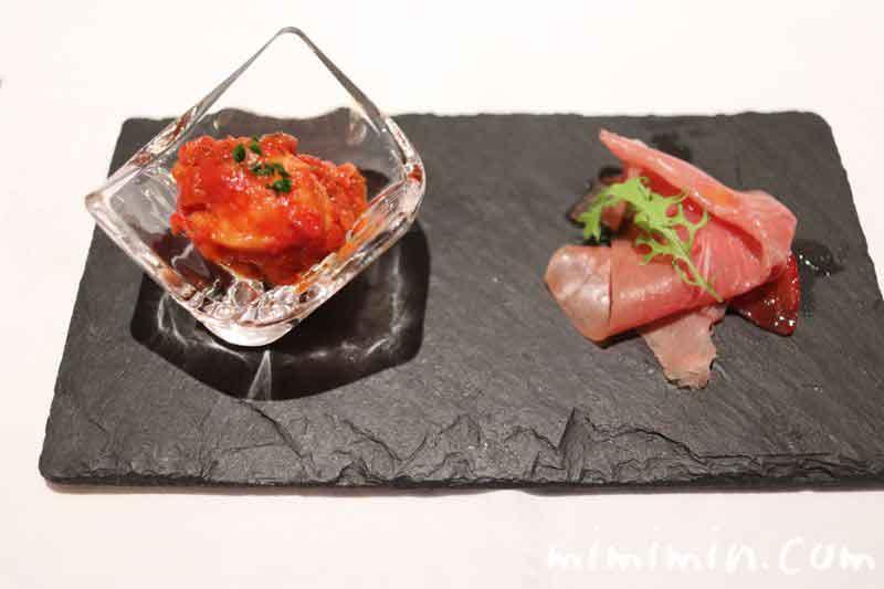 アミューズ|資生堂パーラー(銀座本店レストラン)の写真