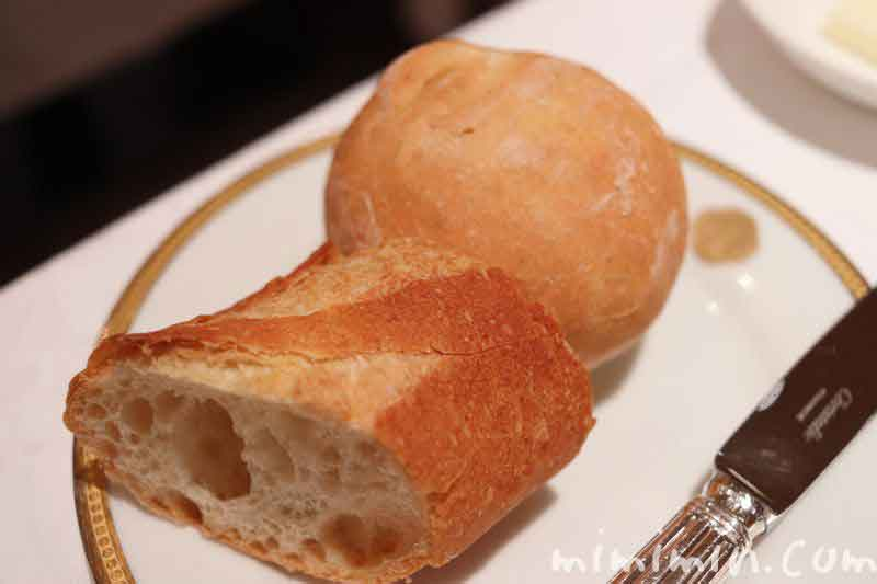 パン|資生堂パーラー(銀座本店レストラン)の画像