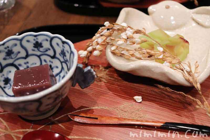 甘味|和の食 いがらし|和の食 いがらし・恵比寿の写真