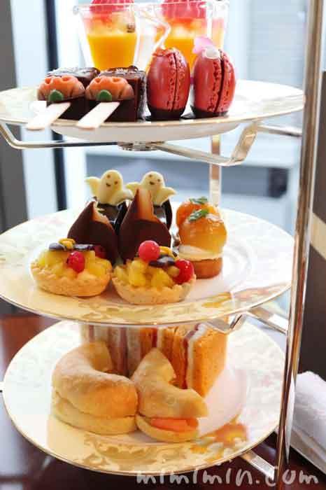 シャングリ・ラ ホテル東京のアフタヌーンティーの画像