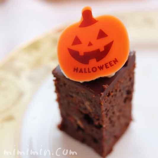 シャングリ・ラ ホテル東京のアフタヌーンティーの休日限定のケーキの画像