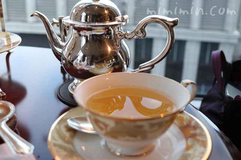 烏龍茶|シャングリ・ラ ホテル東京のザ・ロビーラウンジの画像