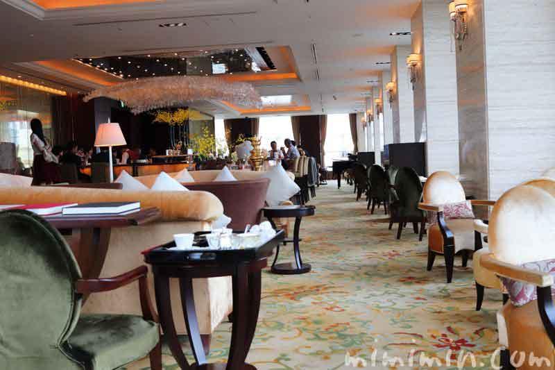 シャングリ・ラ ホテル東京(ザ・ロビーラウンジ)の画像