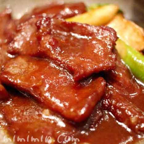 牛肉の広東味噌煮込み|龍天門(ウェスティンホテル東京・中華料理)の画像