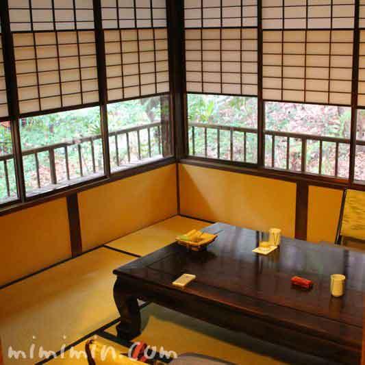 山の茶屋の個室(うなぎ料理)の画像
