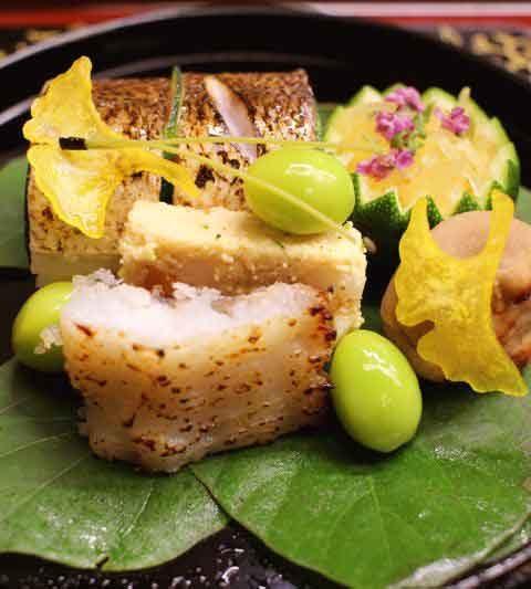 赤坂 菊乃井の昼懐石(京料理・菊乃井のランチ)