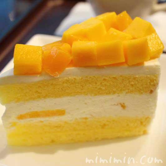 ザ・リッツ・カールトン カフェ&デリのケーキセットの画像