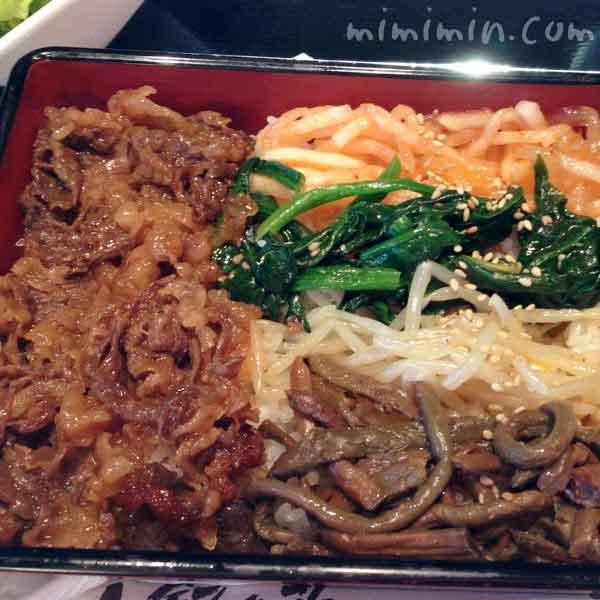 ビビンバ肉重ランチ|叙々苑 恵比寿ガーデンプレイス店の写真
