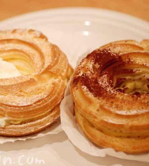 アマンドのリングシュー|六本木アマンドの洋菓子