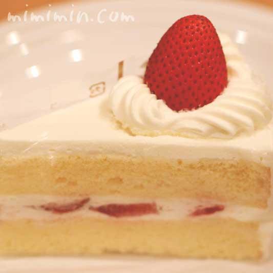 いちごのショートケーキの画像