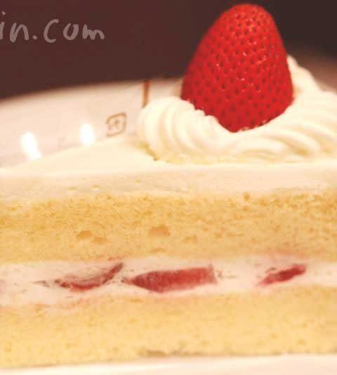 アマンドのケーキ「ショートケーキクラシック」