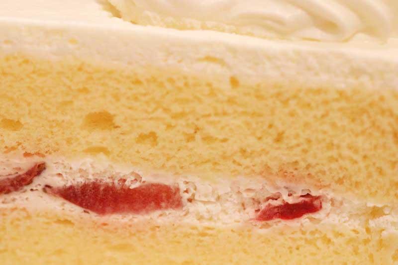 アマンドのショートケーキクラシック