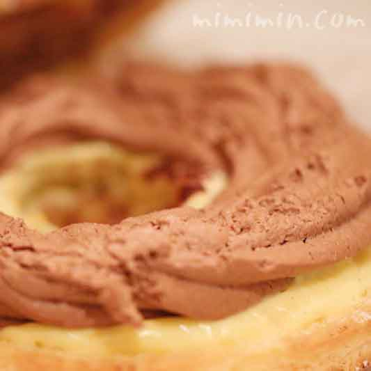 アマンドのリングシュークラッシック チョコレートガナッシュ