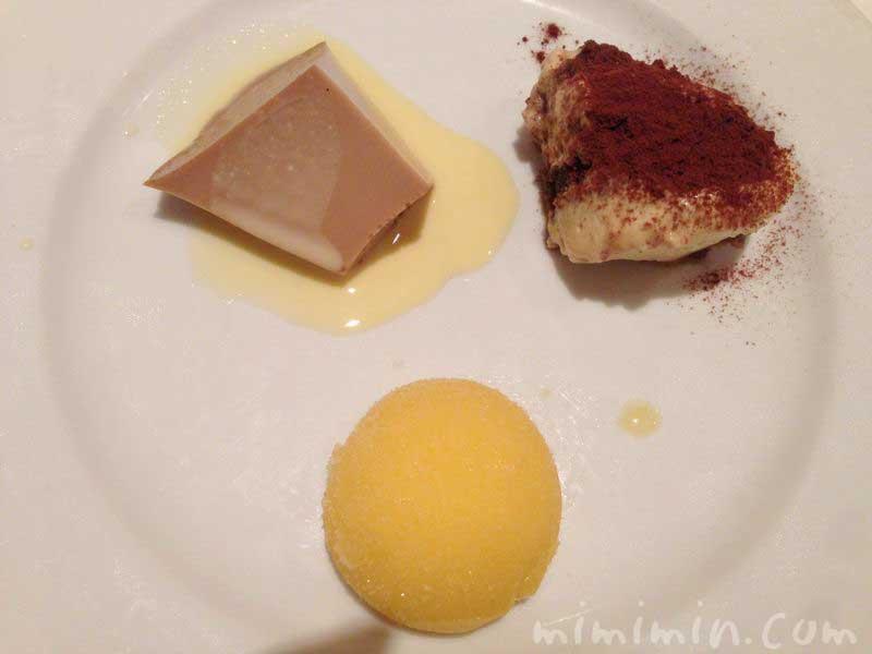 デザート|イル・バッフォーネ(恵比寿のイタリアン)のディナーの画像