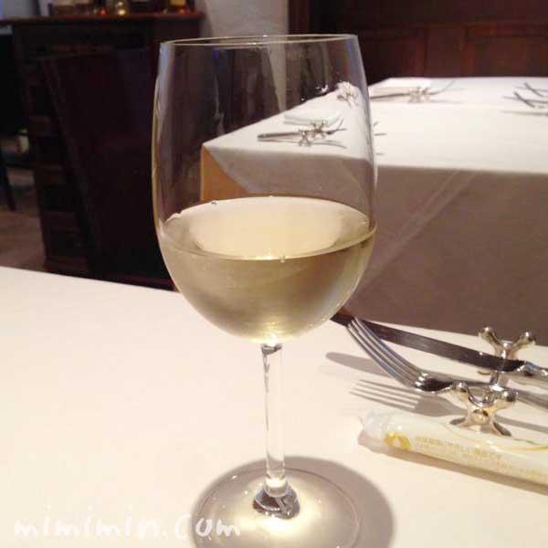 白ワイン|イル・バッフォーネ(恵比寿のイタリアン)の写真