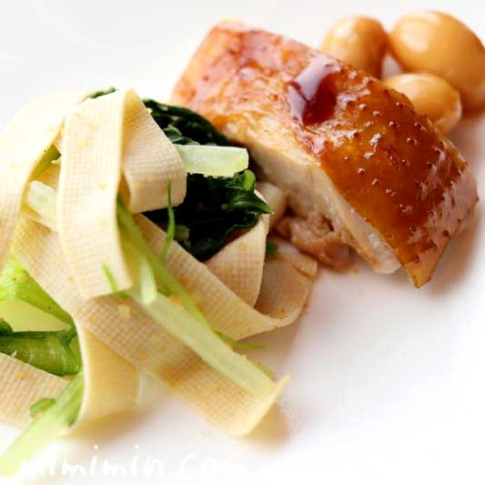 前菜|広東料理 センスのランチの画像