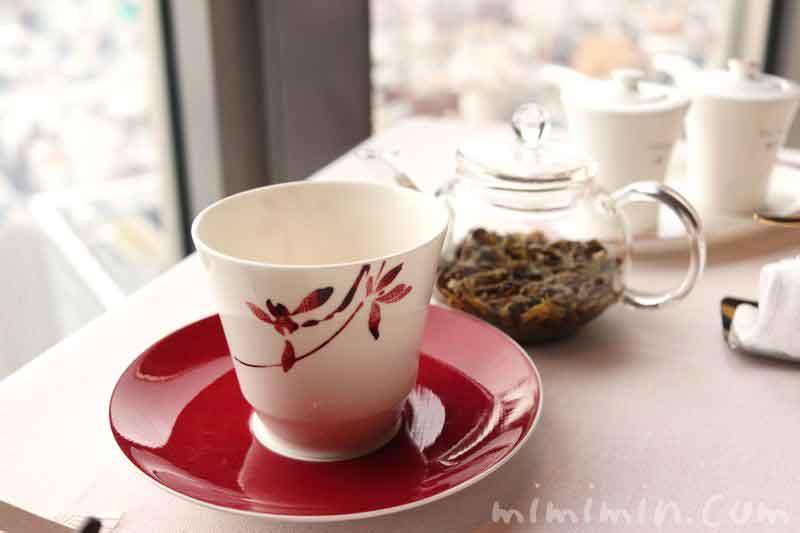 ジャスミン茶|広東料理 センスの画像