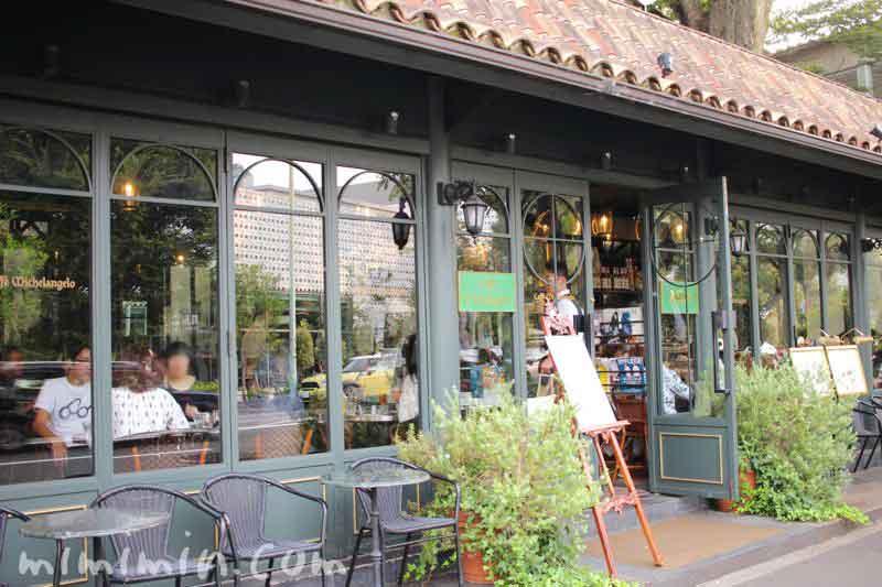 カフェ・ミケランジェロのランチの画像