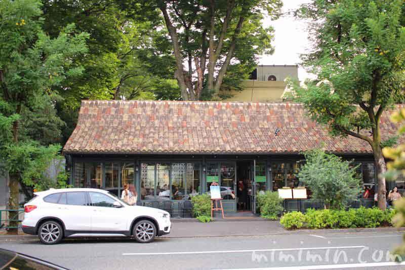カフェ・ミケランジェロ(代官山のカフェ)の画像