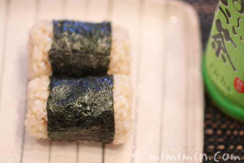 スタジオエム・ストライプたたら|発芽玄米ご飯のおにぎりの画像