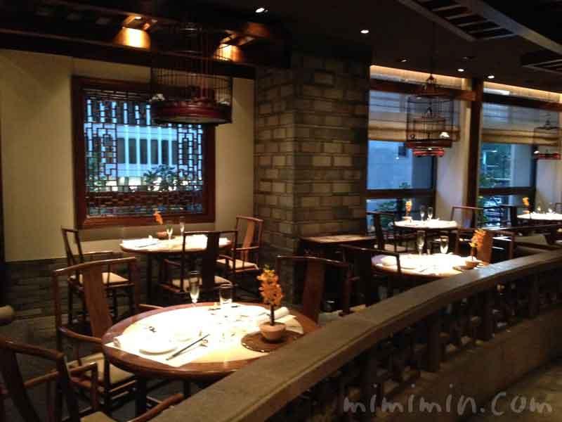 ザ・ペニンシュラ東京の中華料理ヘイフンテラスの画像