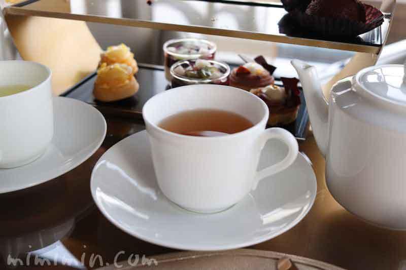 紅茶 イングルッシュブレックファースト|アルマーニ リストランテのアフタヌーンティーの画像