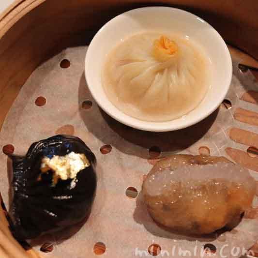 サンデー点心アフタヌーンティー(ザ・ペニンシュラ東京の中華料理)の画像