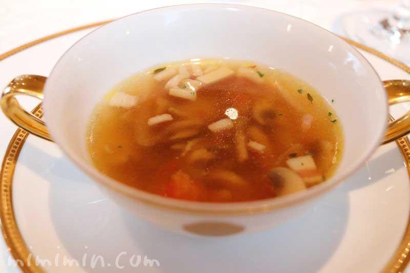 きのこスープ|資生堂パーラー銀座本店の画像
