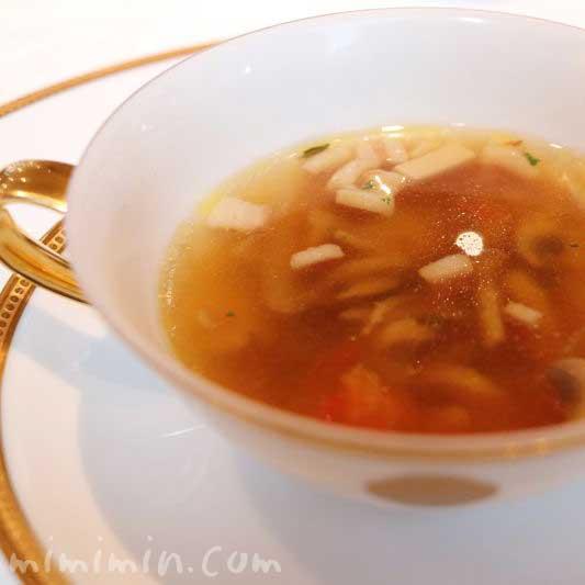 きのこスープ|資生堂パーラー銀座本店