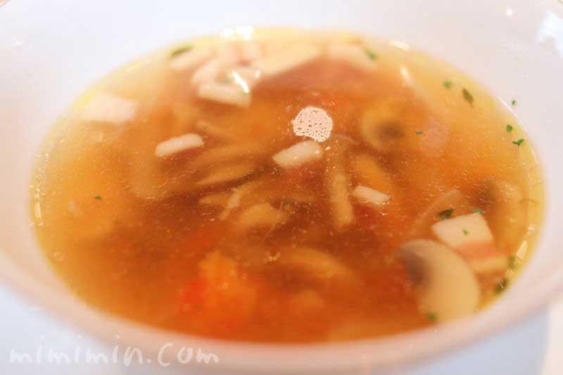 きのこスープ|資生堂パーラーの写真