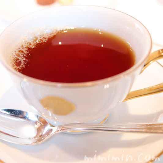 資生堂パーラー 銀座本店の紅茶の写真