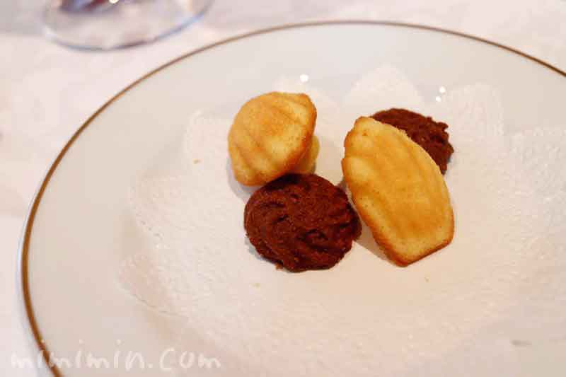 資生堂パーラーの小菓子の画像