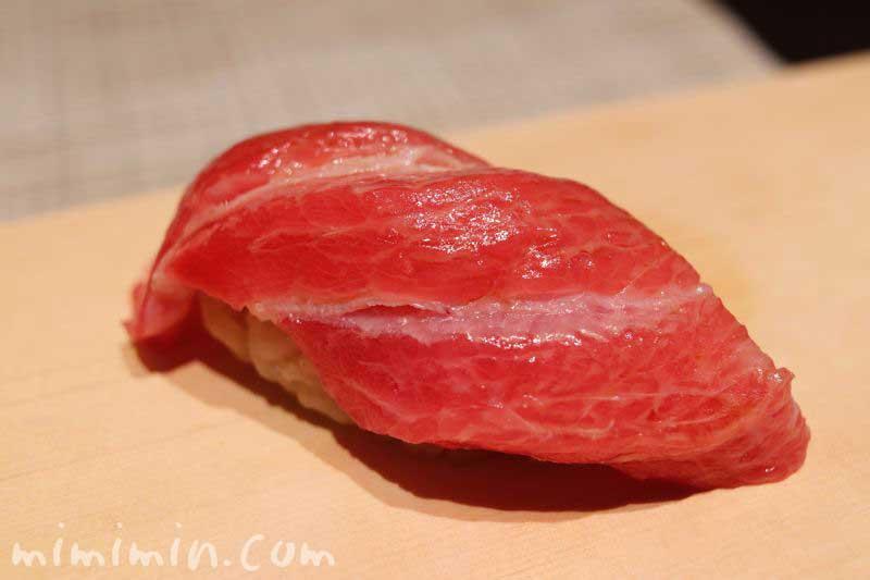トロのにぎり寿司|鮨 くりや川の写真