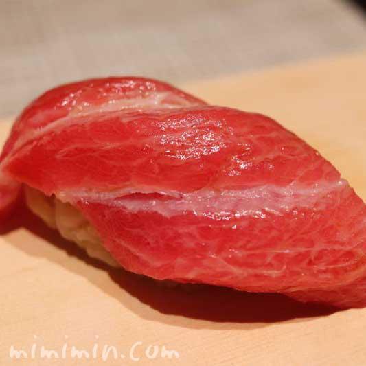 トロのにぎり寿司|くりや川