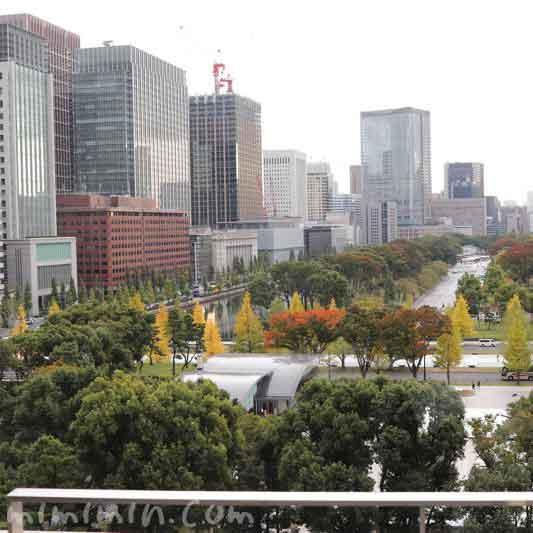パレスホテル東京のラウンジバー プリヴェ