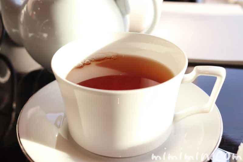 パレスホテル東京のアフタヌーンティー|紅茶