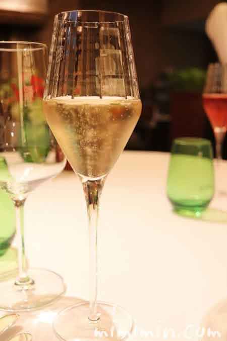 シャンパン|レストラン パッション