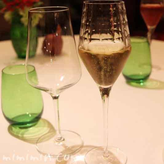 シャンパン|レストラン パッションのランチ の画像