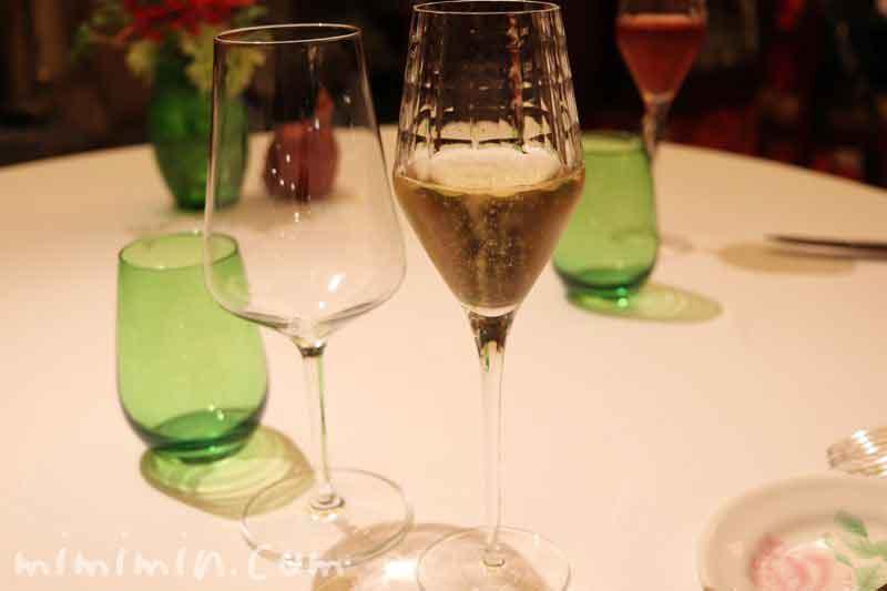 シャンパン|レストラン パッション・代官山