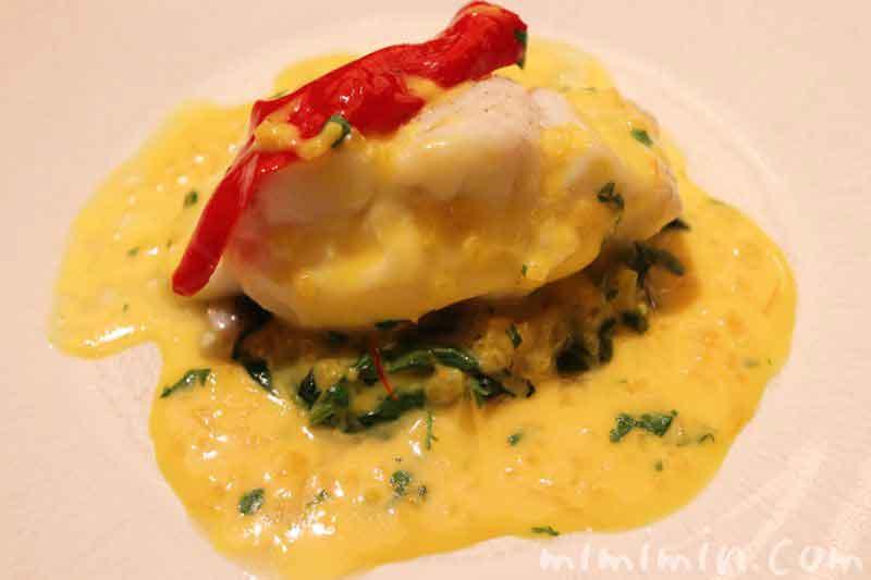 本日のお魚料理|レストラン パッションの画像