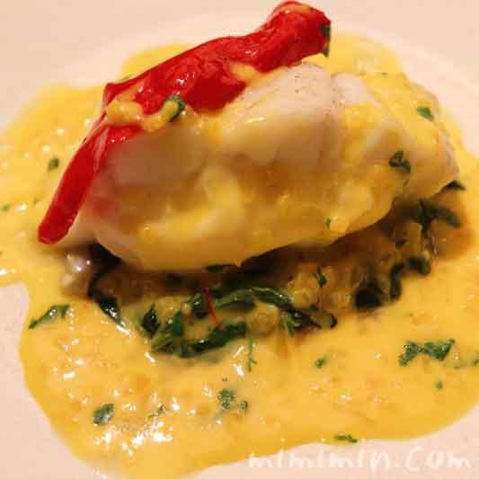 本日のお魚料理|レストラン パッションのランチの画像