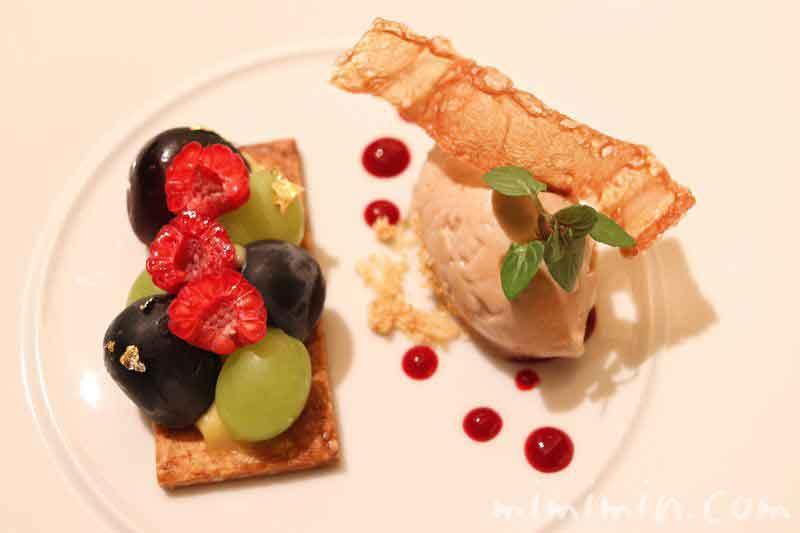 デザート|レストラン パッションのランチの画像