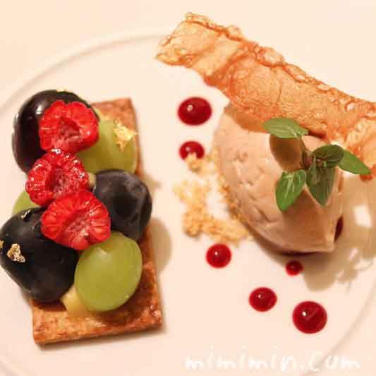 デザート|レストラン パッションのランチ |代官山の写真