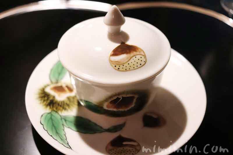 栗のスープ|銀座うかい亭の画像