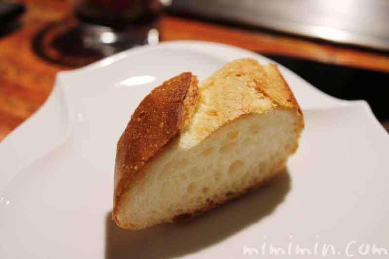 パン|銀座うかい亭の画像