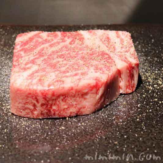 サーロインステーキ|銀座うかい亭のランチの画像