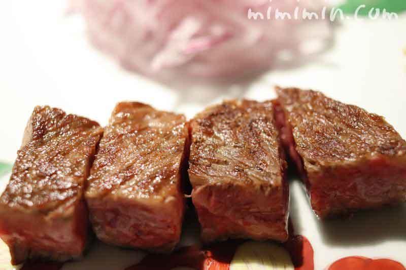 サーロインステーキ|銀座うかい亭 鉄板料理の画像