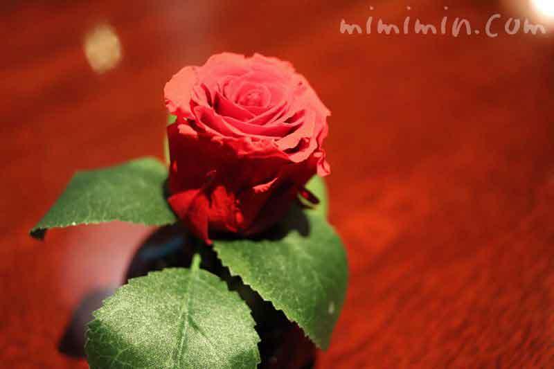 バラ|銀座うかい亭の画像