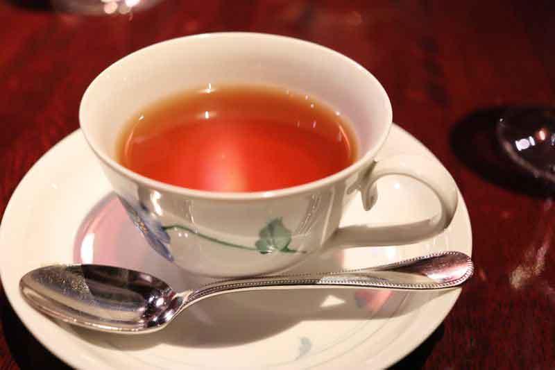 紅茶|銀座うかい亭