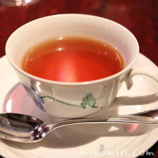 紅茶|銀座うかい亭の画像